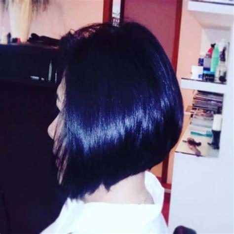 cortes de pelo corto por detr s cortes de pelo liso 32 fotos sobre el cabello