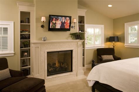 fireplace in bedroom how to get the proper fireplace mantel height for the sake