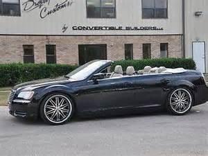 Chrysler 300 Convertible Convertible Chrysler 300 Florida Mitula Cars
