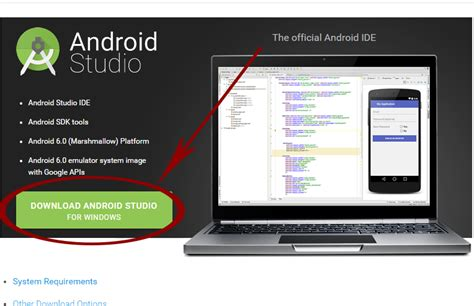 tutorial how to install android studio how to install android studio on windows xp 7 8 10