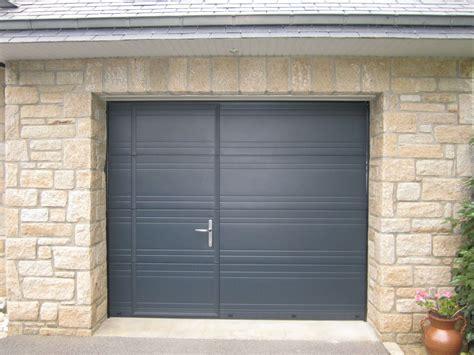 porte de garage basculante avec porte porte de garage avec portillon grille coulissante