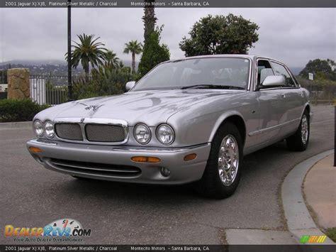 jaguar xj8 2001 2001 jaguar xj xj8 platinum silver metallic charcoal