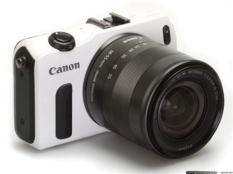 canon eos m on preview digital photography review