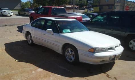 1998 Pontiac Bonneville Ssei Supercharged 1998 Pontiac Bonneville For Sale In Chamberlain Sd