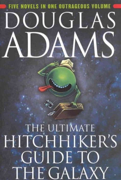 the hitchhiker s guide to the galaxy the ultimate hitchhiker s guide to the galaxy npr