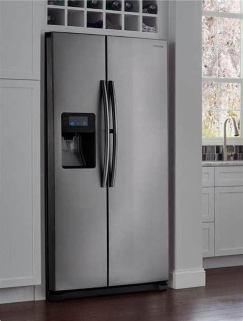 samsung refrigerator 24 7 cu ft side by side samsung 24 7 cu ft side by side refrigerator in