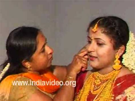 indian hairstyles demo bridal make up tutorial for hindu marriage youtube