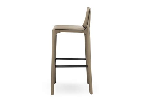 Saddle Chair With Backrest by Saddle Chair Bar Stool With Backrest By Walter Knoll