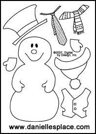 printable elf craft color cut glue free christmas craft templates special day celebrations