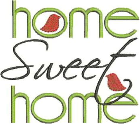 meringue designs home sweet home