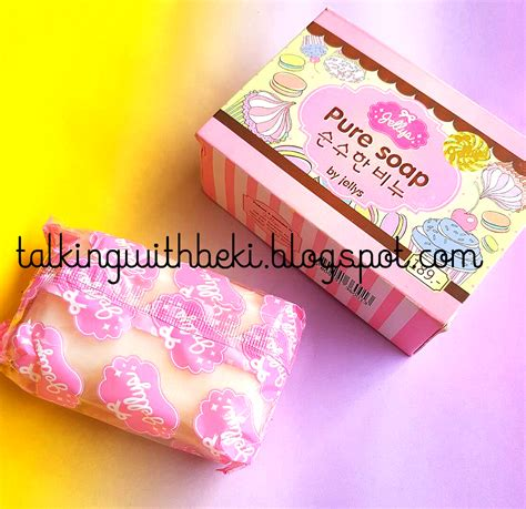 Diskon Soap Bpom By Jellys Soap By Jellys talking with beki review soap by jellys