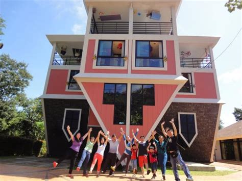 up side down house upside down house picture of elizabeth andaman tour patong tripadvisor