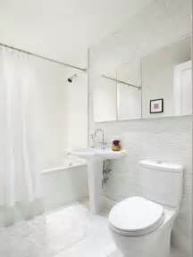 Small White Bathroom Decorating Ideas by White Bathroom Ideas One Decor