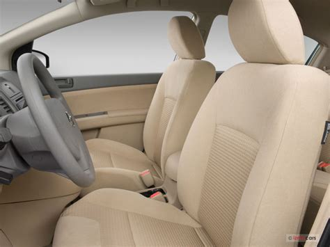 2008 nissan sentra interior 2008 nissan sentra prices reviews and pictures u s