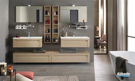 meubles salle de bains unique wood 90 cm delpha espace