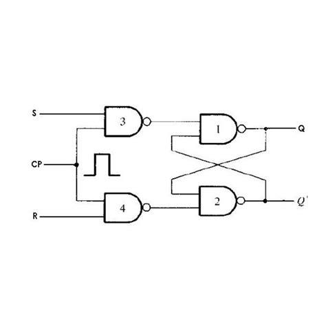 flip flop logic diagram types of flip flop circuits explained rs jk d t