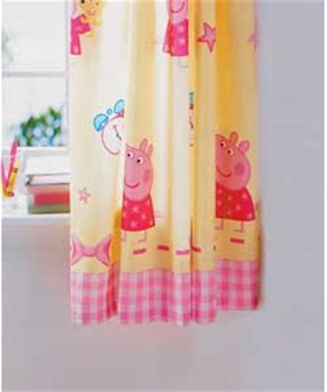 pig kitchen curtains peppa 20peppvero colouring pages