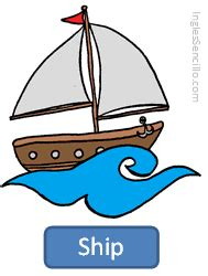 barco pirata ingles los barcos ships en ingl 233 s