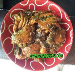 Kompor Inova resep mudah praktis kepiting saus tiram tauco