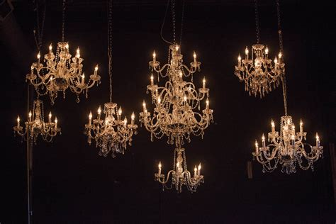Chandelier Events Chandeliers Bright Event Productions