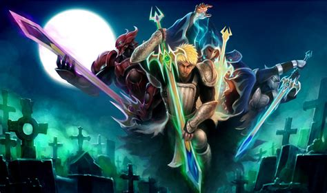 hon characters heroes of newerth mmo square