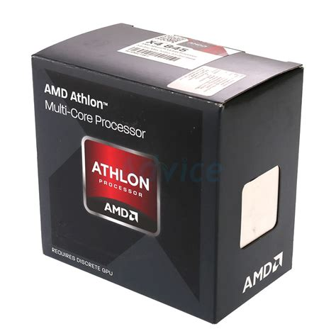Processor Amd Athlon Ii X4 845 3 5ghz Fm2plus advice แอดไวซ แหล งรวม ไอท it คอมพ วเตอร computer