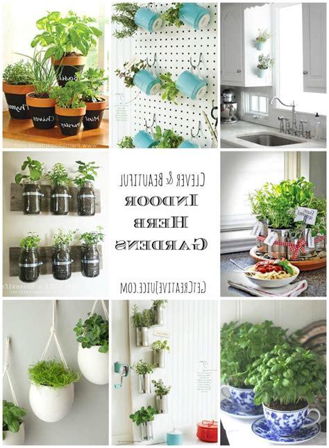 indoor herb garden ideas creative juice photos of kitchen herbs