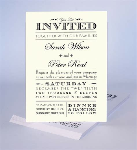 reply to wedding invitation informal informal wedding invitation wording
