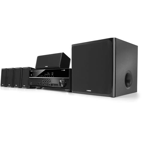 yamaha yht ubl  channel home theater   box yht
