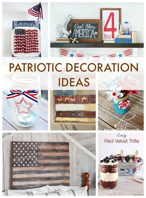 Patriotic Decorating Ideas | patriotic decorations ideas images