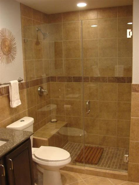 Small Bathroom Ideas With Walk In Shower 25 Best Ideas About Small Bathroom Showers On Pinterest Small Master Bathroom Ideas Basement