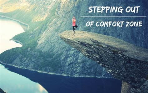 Out Of Comfort Zone by Stepping Out Your Comfort Zone Adri Kyser Inner