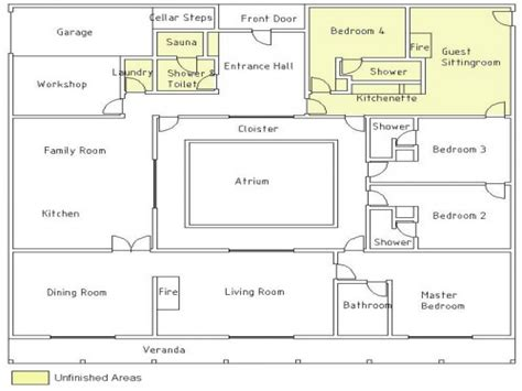 layout of a typical roman house ancient roman villa layout roman house layout roman house
