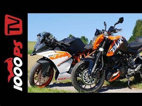 Ktm Motorrad Video by Video Ktm 125 Duke 2017 K Ots Motorrad Neuheiten