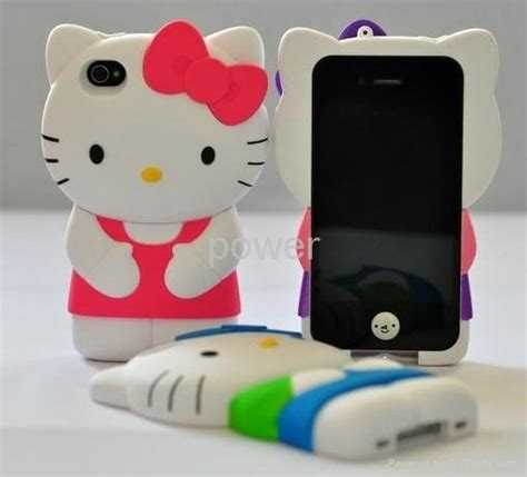 softcase hello iphone 4g 4s 2 in1 3d hello for iphone 4 4g 4s