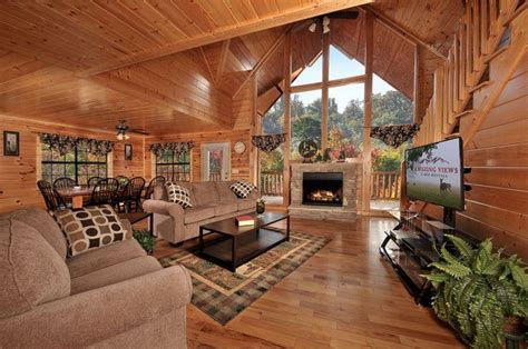 5 amenities that make our great smoky mountains cabins for