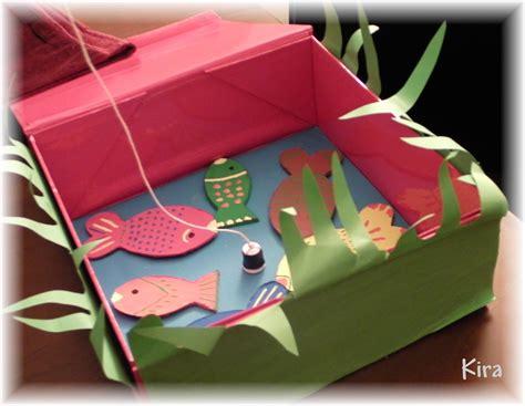 pesci volanti libro creare animali carta