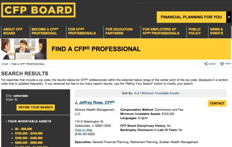Financial Advisor Background Check How To Do A Background Check On Your Financial Advisor Financial Cents