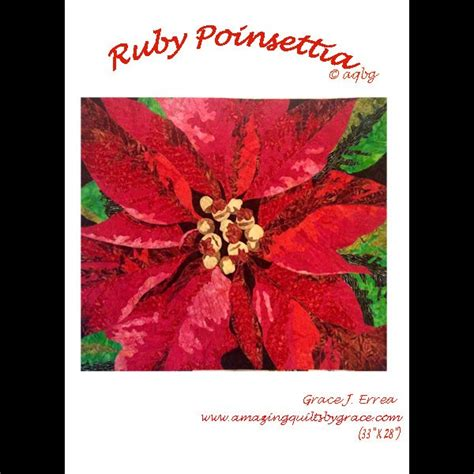 visitor pattern in ruby ruby poinsettia quilt pattern