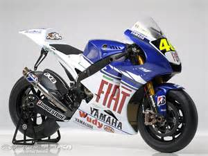 Fiat Motorcycle Yamaha And Fiat Extend Motogp Partnership Motorcycle Usa