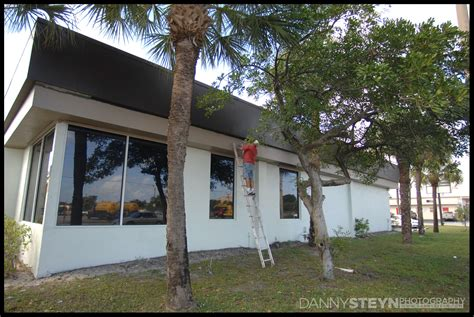 painting the new photography studio exterior danny steyn photography