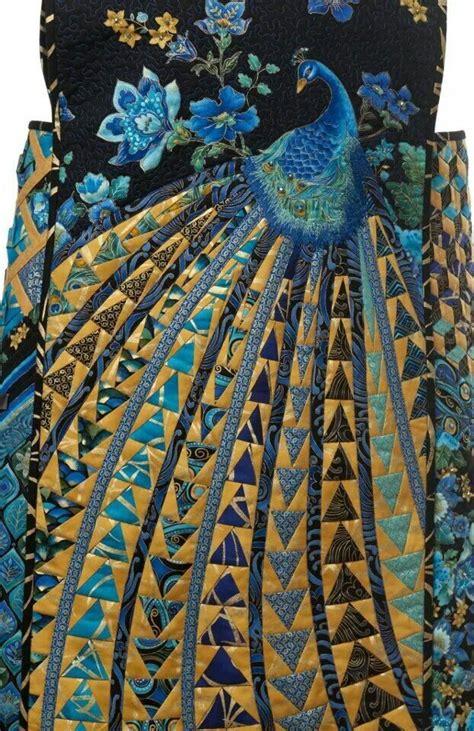 quilt pattern peacock peacock quilt i love peackocks pinterest