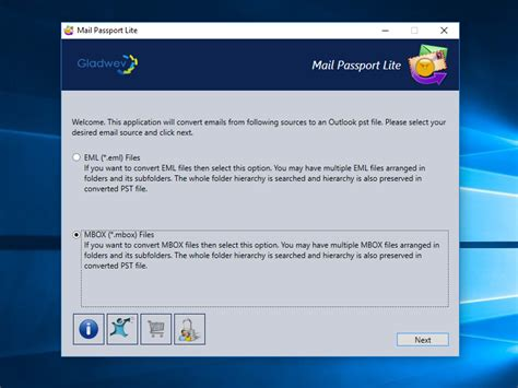 file format converter 64 bit mail passport lite screenshot x 64 bit download