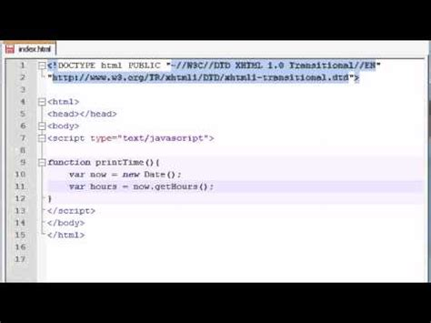 tutorial on javascript for beginners beginner javascript tutorial 37 date objects youtube