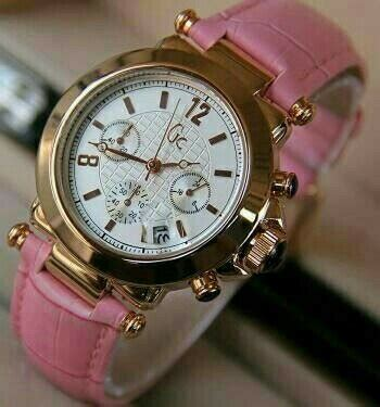 Jam Tangan Wanita Gc Date Crono Aktif Leather jual beli jam tangan wanita gc guess collection chrono