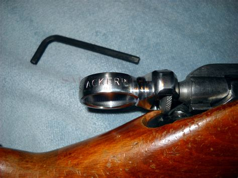 Mosin Nagant Cocking Knob by From Brass Stacker Mosin Cocking Knob Safety Pull Ring