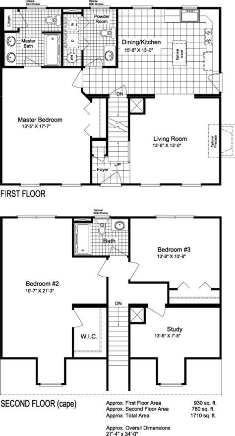 Cape Cod 2nd Floor Plans Cape Cod Floorplans Modular Home Plans Ranch Cape Cod