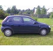2004 OPEL Corsa Photos 14 Gasoline FF CVT For Sale