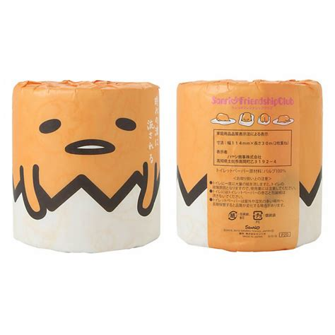 Neckales Egg Yolk Flower Unique Limited Edition Branded sanrio limited edition collectible gudetama the lazy egg toilet paper roll 215 2