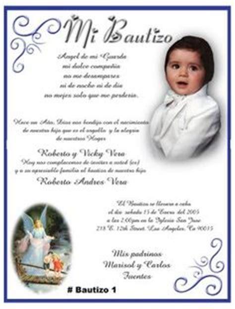invitaciones de bautizo bautismo espanol invitacion 1000 images about bautizo on pinterest tree tattoo back